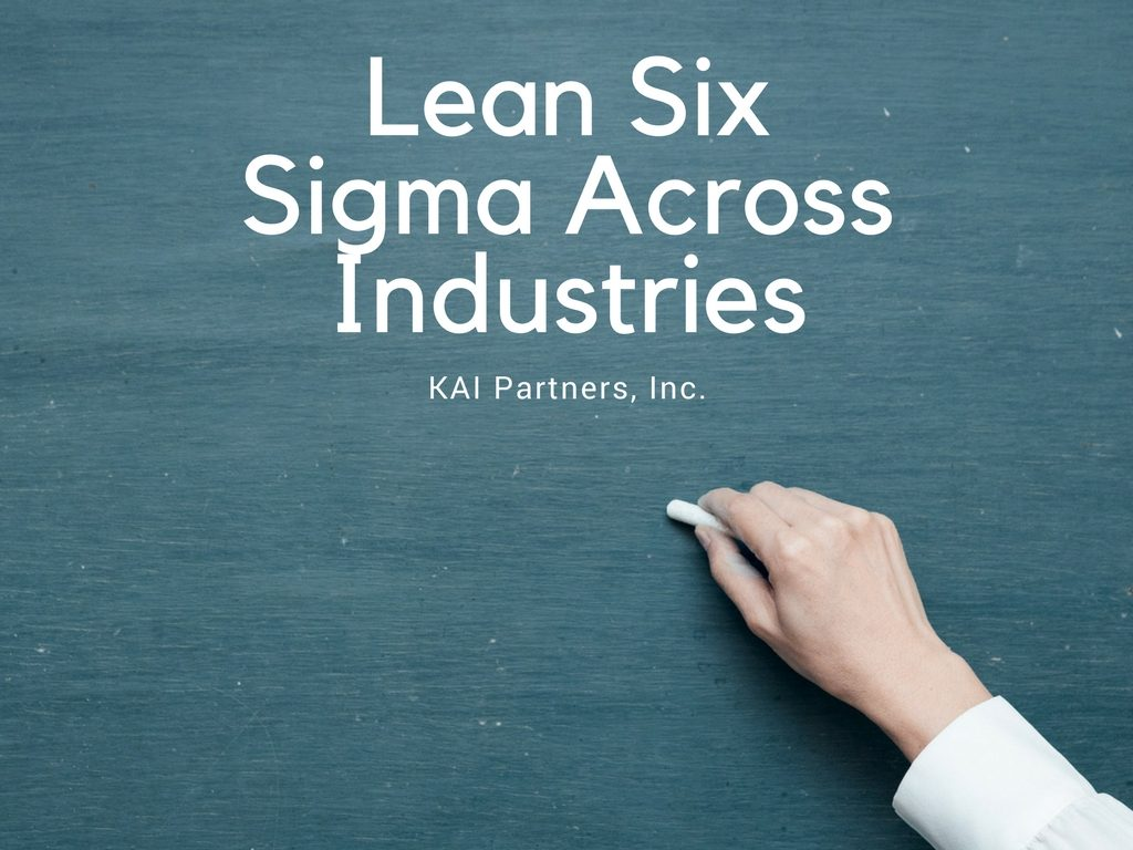 4 Benefits Of Lean Six Sigma And How It Can Benefit Different